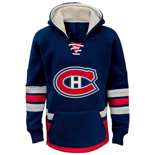 Reebok Dětská mikina Montreal Canadiens Retro Skate Velikost: L