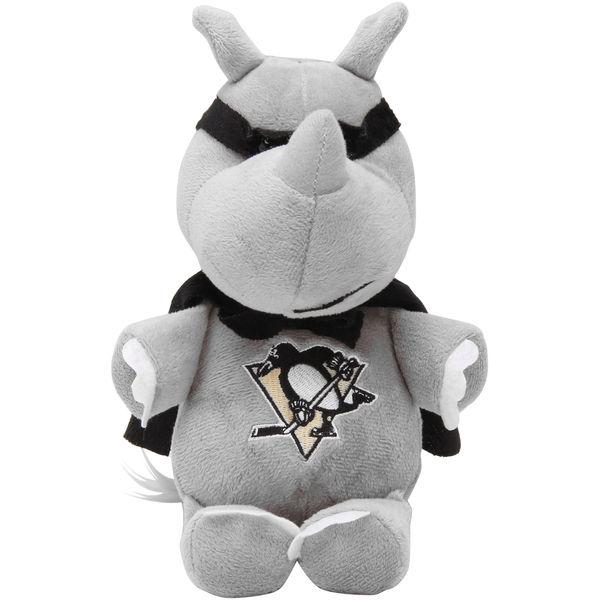 Plyšový superhrdina Pittsburgh Penguins - Nosorožec