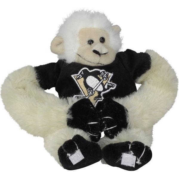 Plyšová opice Pittsburgh Penguins
