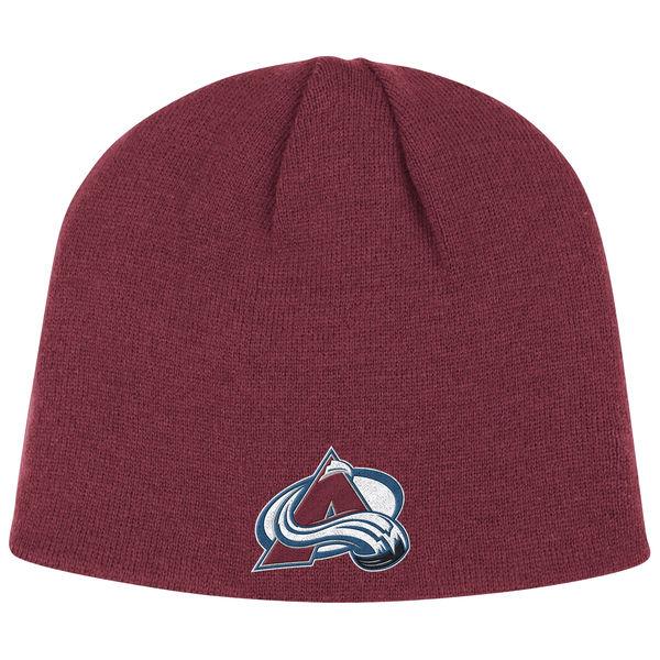 Reebok NHL čepice Colorado Avalanche Basic Logo Scully