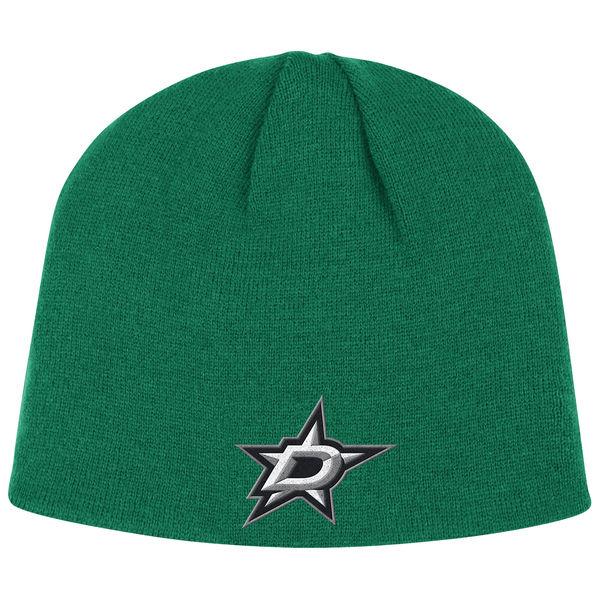 Reebok NHL čepice Dallas Stars Basic Logo Scully