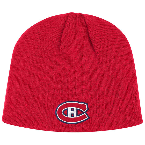 Reebok NHL čepice Montreal Canadiens Basic Logo Scully