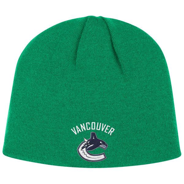 Reebok NHL čepice Vancouver Canucks Basic Logo Scully