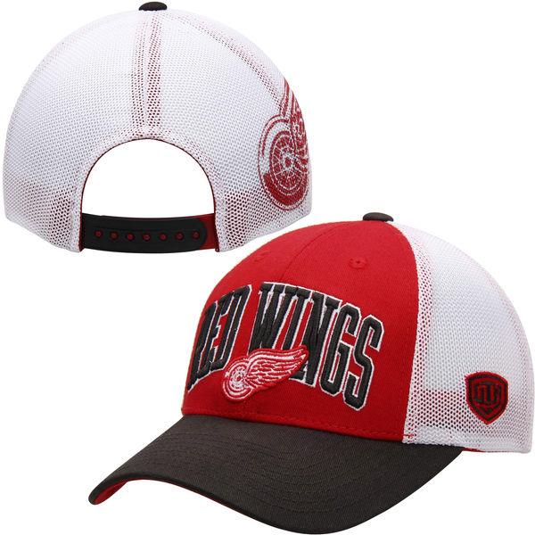 '47 Brand Kšiltovka Detroit Red Wings Old Time Hockey Blaster