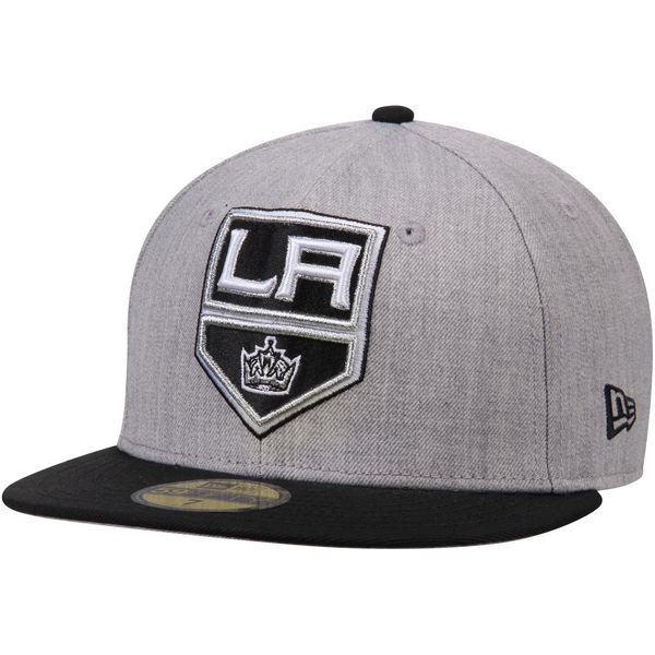 New Era Kšiltovka Los Angeles Kings 59FIFTY Fitted Hat