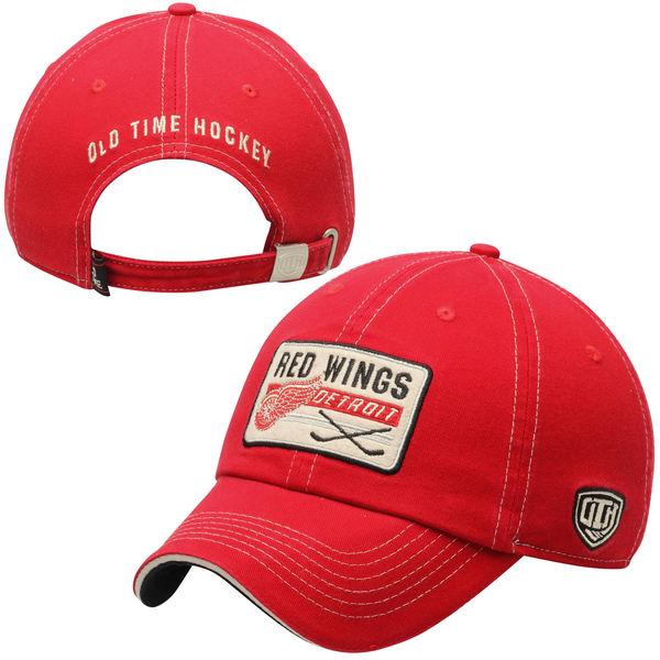 Kšiltovka Detroit Red Wings Old Time Hockey Rumford