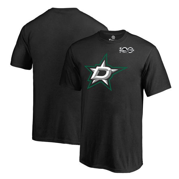 Fanatics Apparel Dětské tričko Dallas Stars 2017 NHL Centennial Season Velikost: Dětské S (6 - 8 let)