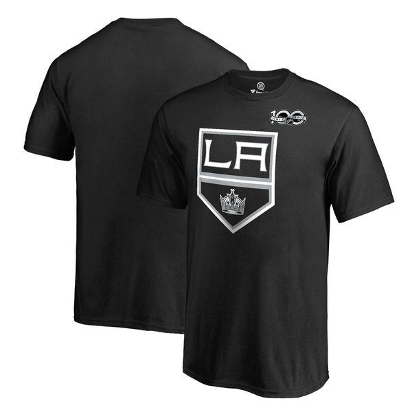 Fanatics Apparel Dětské tričko Los Angeles Kings 2017 NHL Centennial Season Velikost: Dětské S (6 - 8 let)