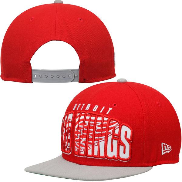 New Era Kšiltovka Detroit Red Wings Double Mix Velikost: M/L