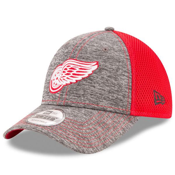 Kšiltovka Detroit Red Wings New Era Shadow Turn 9Forty