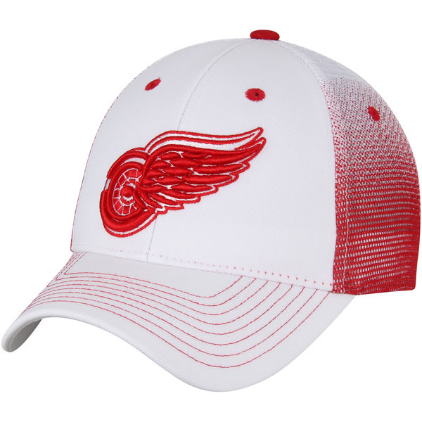 Kšiltovka Detroit Red Wings Zephyr Jolt Trucker
