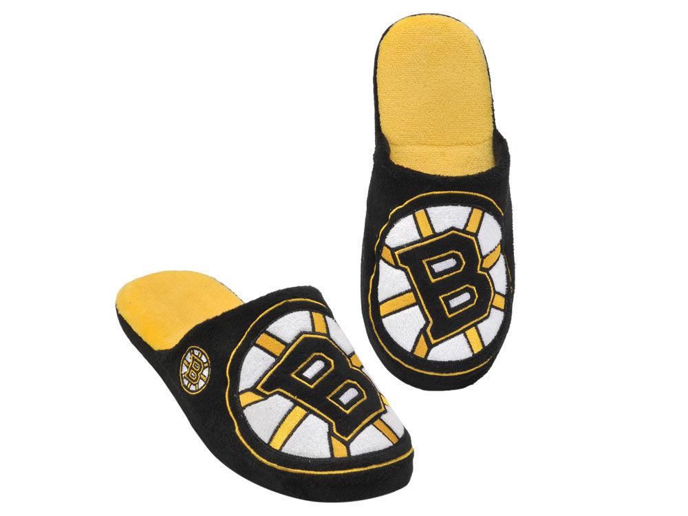Forever Collectibles Pantofle Boston Bruins Big Logo Velikost: XL