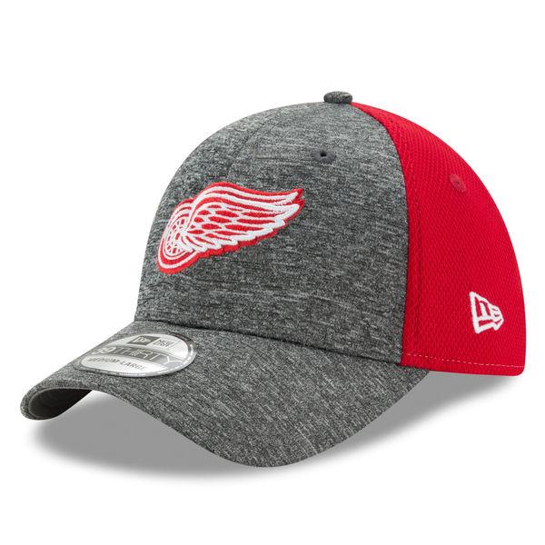 New Era Kšiltovka Detroit Red Wings Shadow Blocker 39THIRTY Velikost: S/M