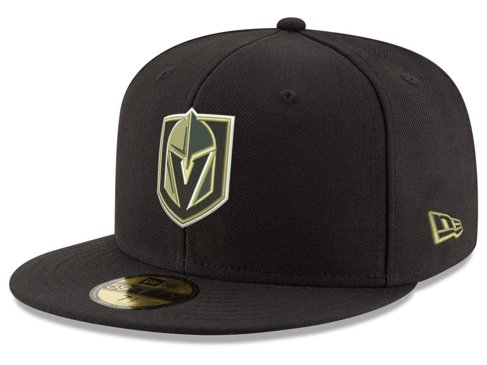New Era Kšiltovka Vegas Golden Knights Basic 59FIFTY Cap Velikost: 7