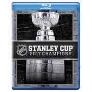 WaxWorks, Inc. Set DVD a Blu-Ray Pittsburgh Penguins 2017 Stanley Cup Champions DVD/Blu-Ray