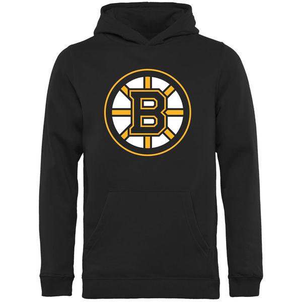 Fanatics Branded Dětská mikina Boston Bruins Rinkside Primary Logo Velikost: Dětské L (11 - 12 let)