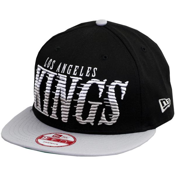 New Era Kšiltovka Los Angeles Kings Sailtip Snapback