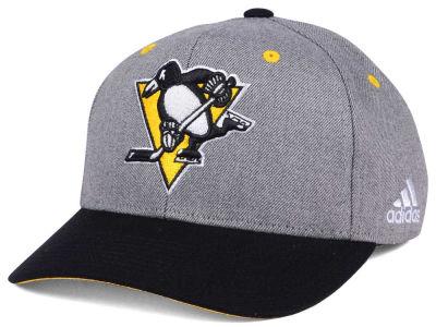 Adidas Kšiltovka Pittsburgh Penguins 2Tone Adjustable