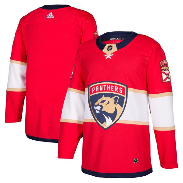 Adidas Dres Florida Panthers adizero Home Authentic Pro Velikost: 50 (L), Distribuce: USA