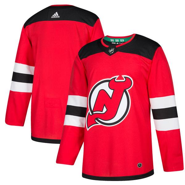 Adidas Dres New Jersey Devils adizero Home Authentic Pro Velikost: 50 (L), Distribuce: USA