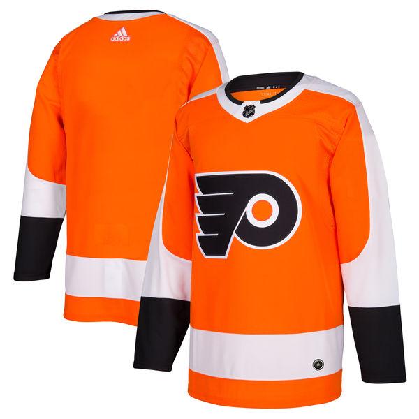 Adidas Dres Philadelphia Flyers adizero Home Authentic Pro Velikost: 50 (L), Distribuce: USA