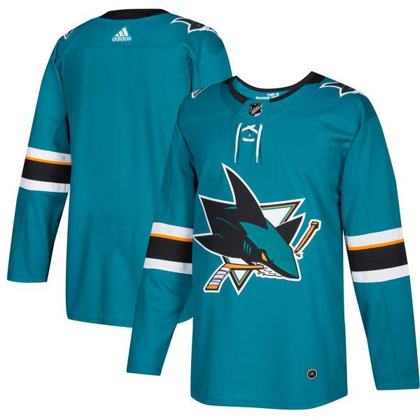 Adidas Dres San Jose Sharks adizero Home Authentic Pro Velikost: 50 (L), Distribuce: USA