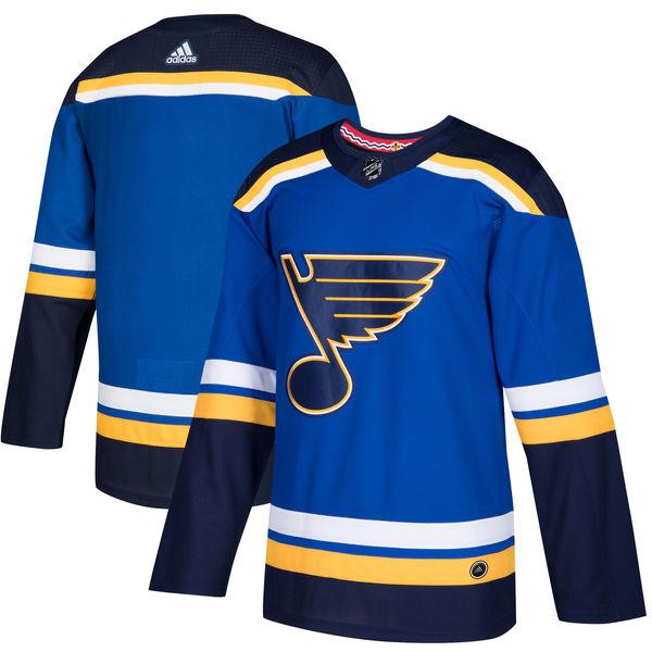 Adidas Dres St. Louis Blues adizero Home Authentic Pro Velikost: 50 (L), Distribuce: USA