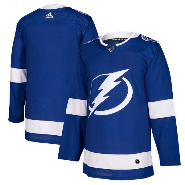 Adidas Dres Tampa Bay Lightning adizero Home Authentic Pro Velikost: 50 (L), Distribuce: USA