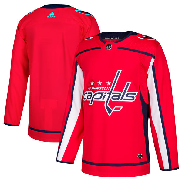 Adidas Dres Washington Capitals adizero Home Authentic Pro Velikost: 46 (S), Distribuce: USA