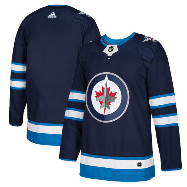 Adidas Dres Winnipeg Jets adizero Home Authentic Pro Velikost: 50 (L), Distribuce: USA