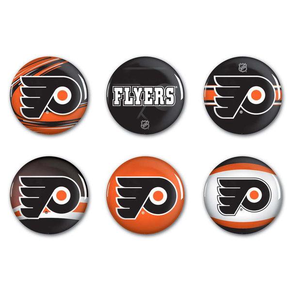 Odznak Philadelphia Flyers WinCraft pořadí: 1.