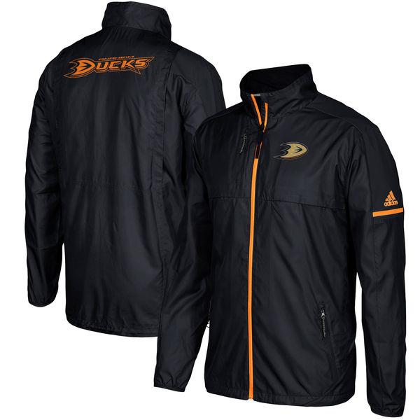 Adidas Bunda Anaheim Ducks Authentic Rink Full-Zip Jacket Velikost: S