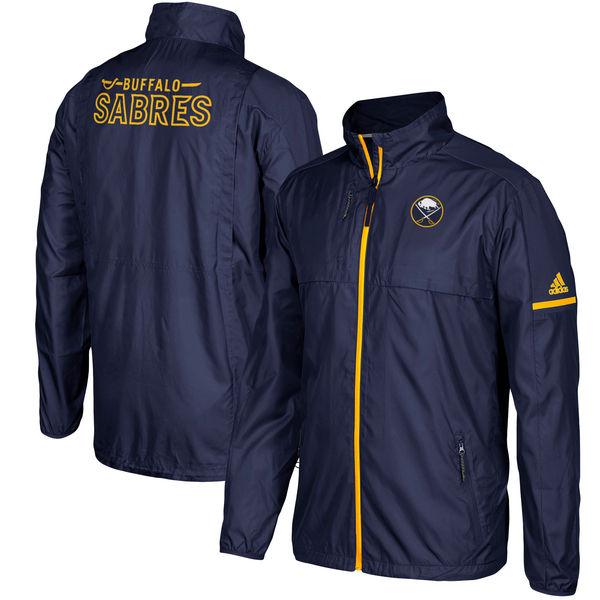 Adidas Bunda Buffalo Sabres Authentic Rink Full-Zip Jacket Velikost: S