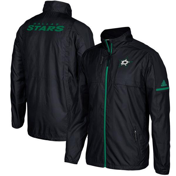 Adidas Bunda Dallas Stars Authentic Rink Full-Zip Jacket Velikost: S