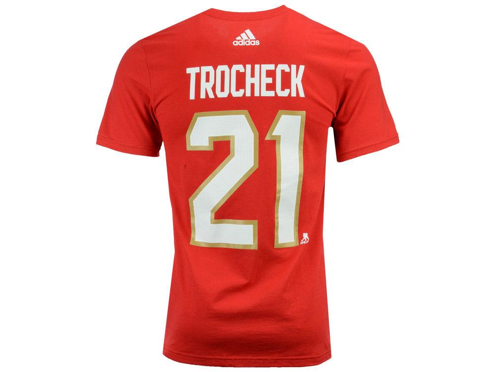 Adidas Tričko #21 Vincent Trocheck Florida Panthers Velikost: S
