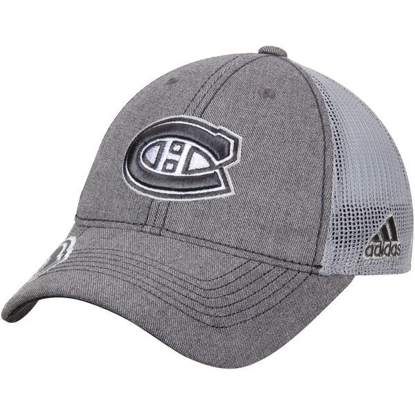 Adidas Kšiltovka Montreal Canadiens Travel & Training Slouch
