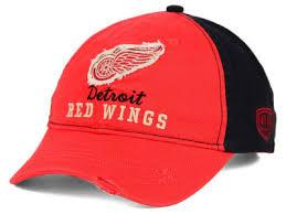 Dětská Kšiltovka Detroit Red Wings Old Time Hockey Adjustable Hat