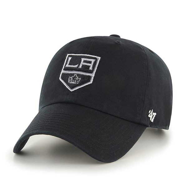 47 Brand Kšiltovka Los Angeles Kings 47 Clean Up
