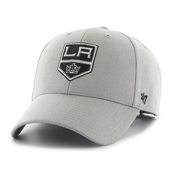 47 Brand Kšiltovka Los Angeles Kings 47 MVP Gray