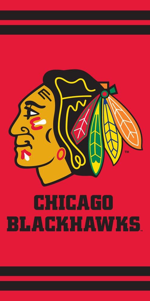 Osuška Chicago Blackhawks TIP