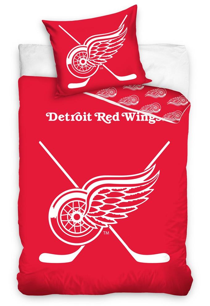 Svítící povlečení Detroit Red Wings TIP
