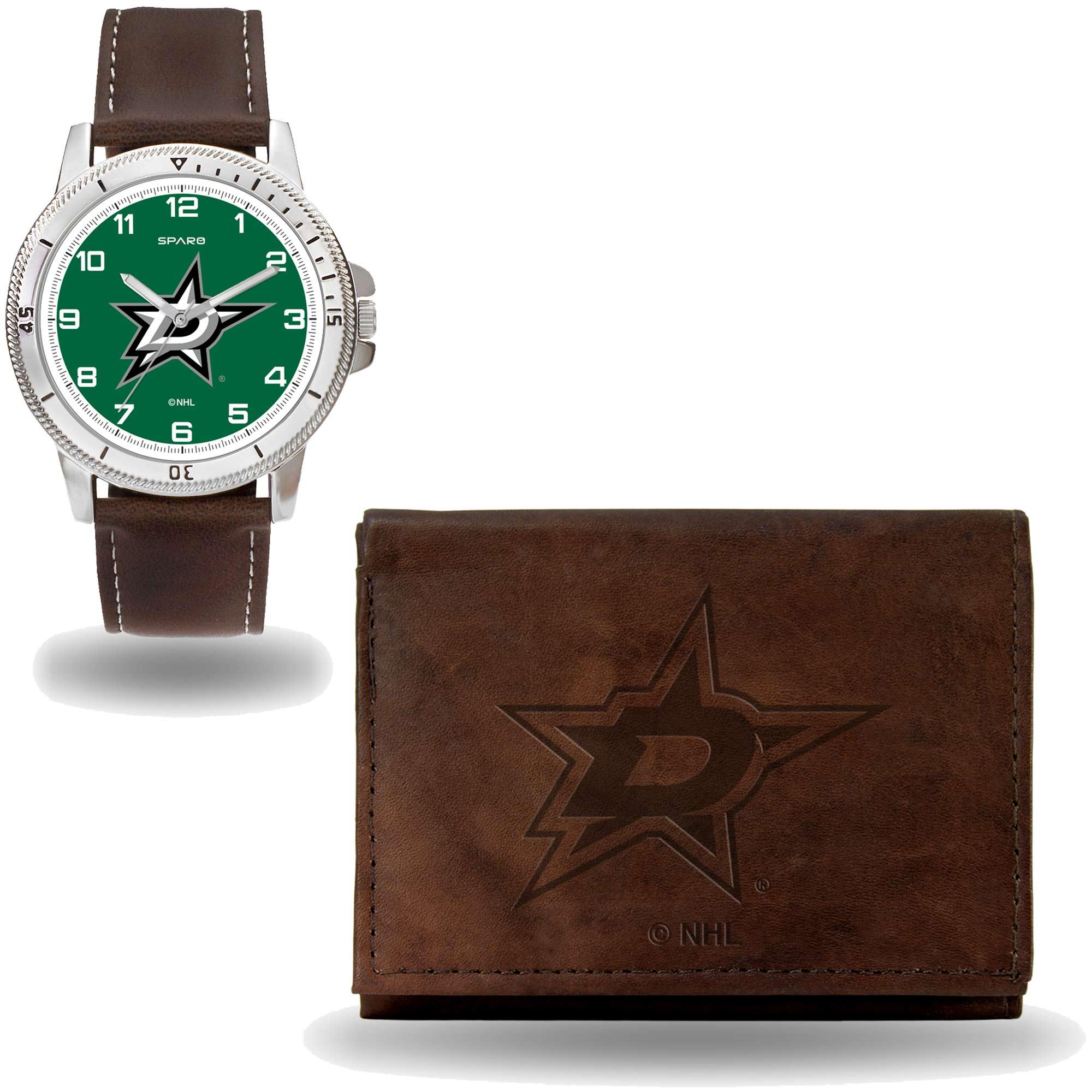 Set hodinky a peněženka Dallas Stars NHL Sparo Distribuce: USA