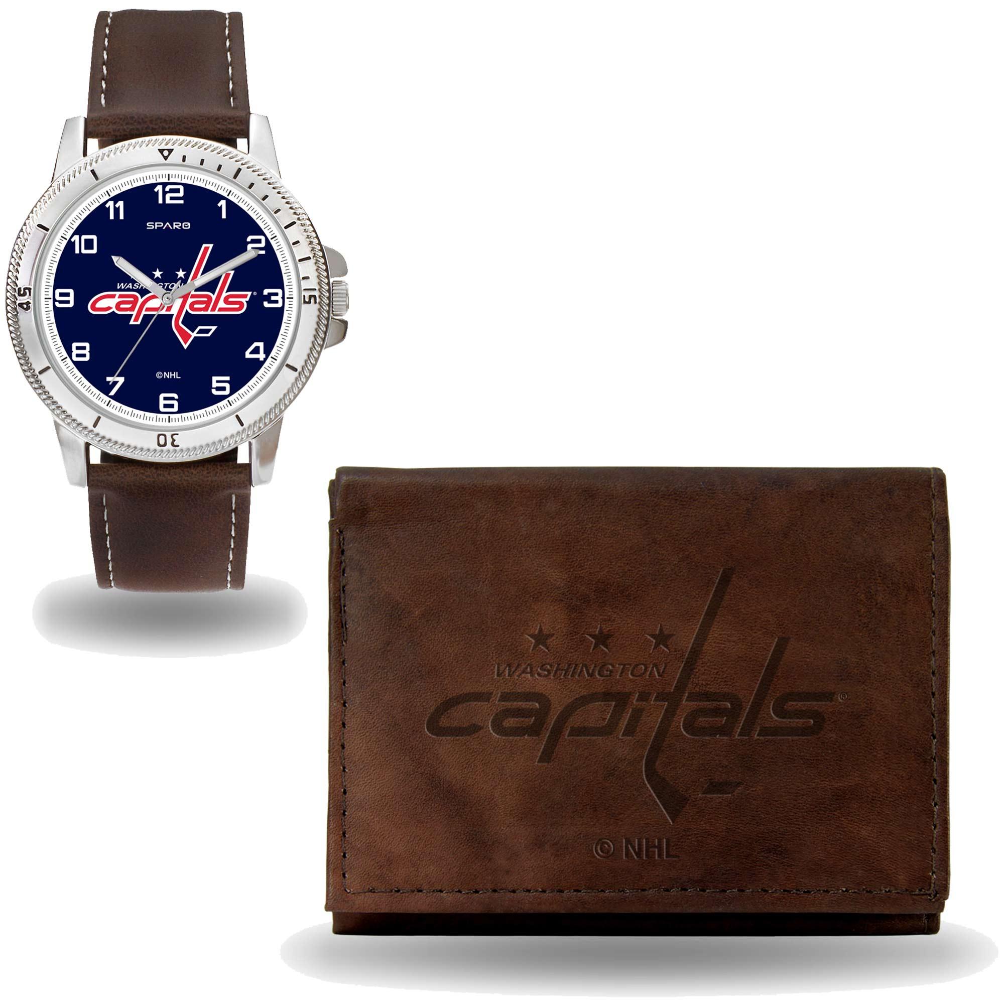 Set hodinky a peněženka Washington Capitals NHL Sparo Distribuce: USA