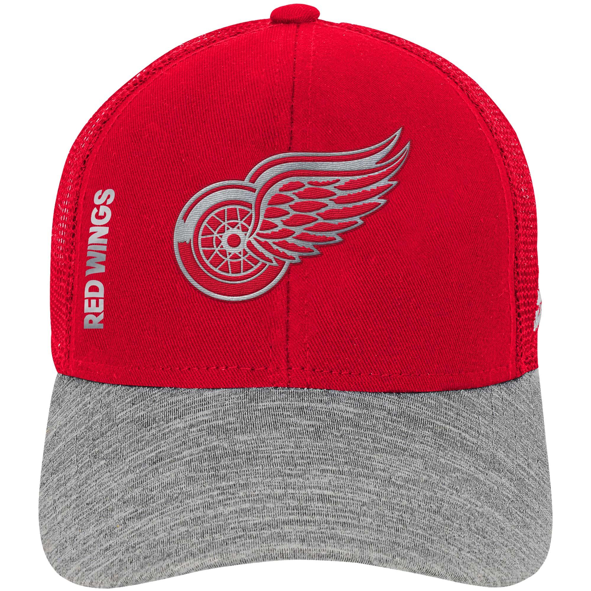 Adidas Dětská kšiltovka Detroit Red Wings NHL Start Of Season Meshback