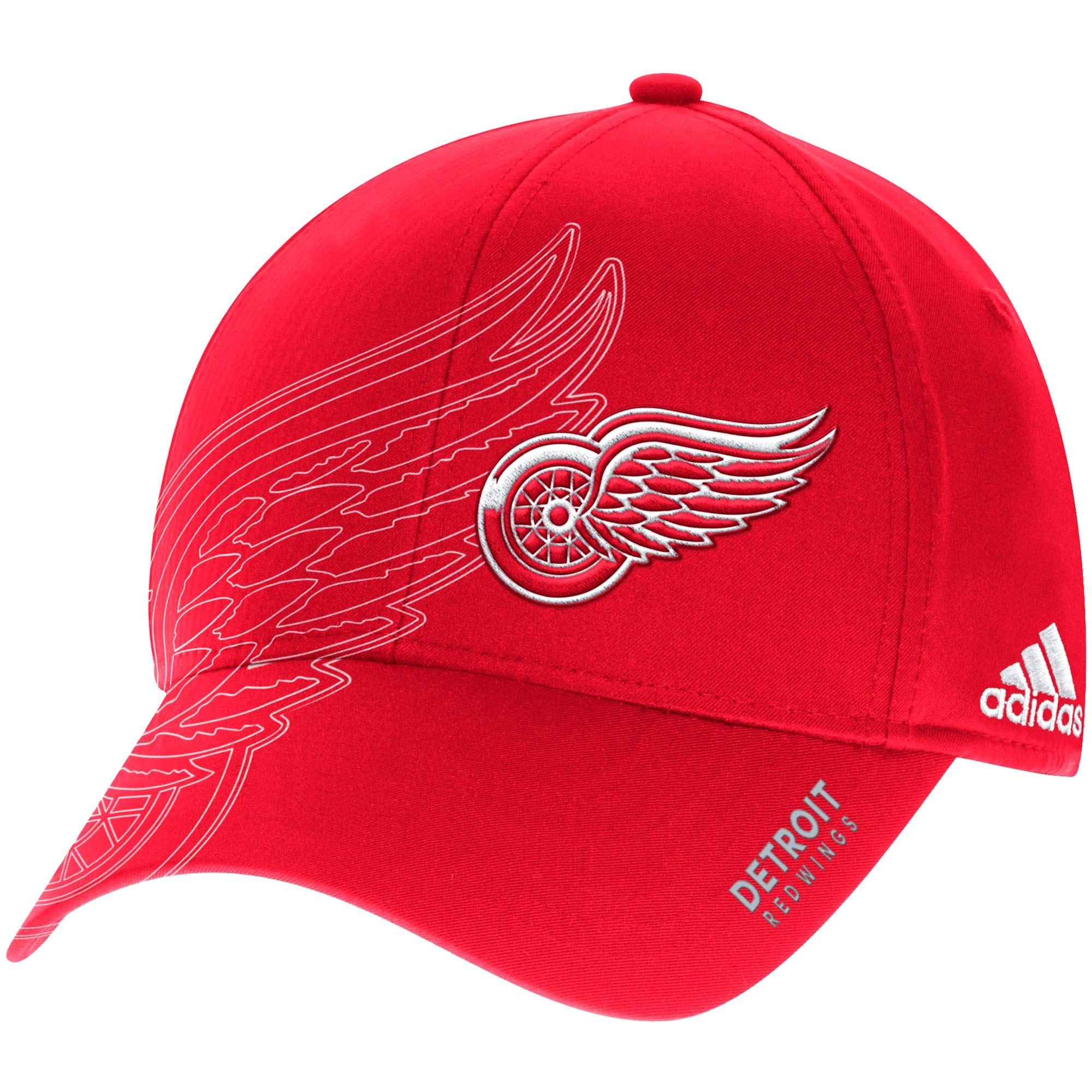 Adidas Dětská kšiltovka Detroit Red Wings NHL Second Season 2017