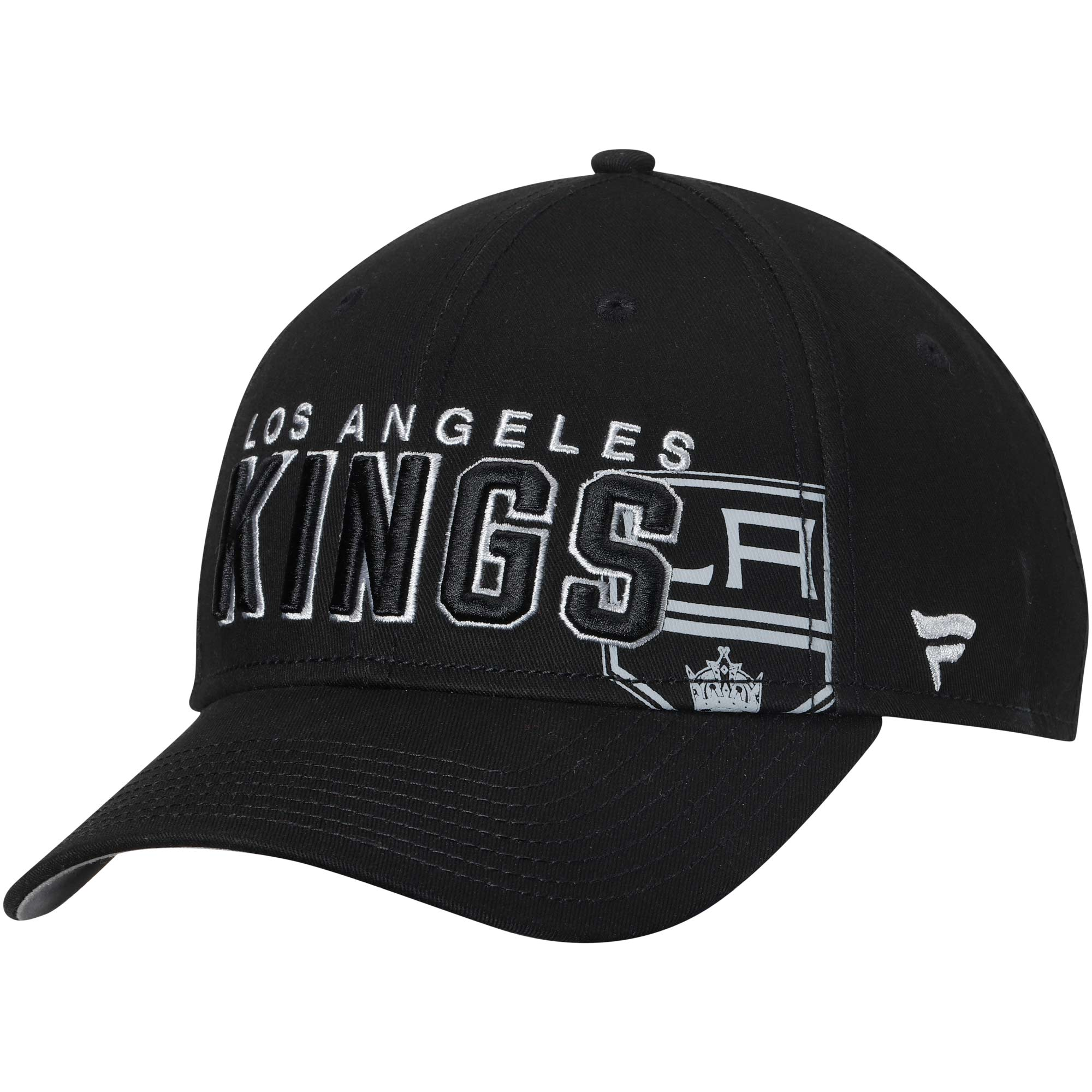 Fanatics Branded Kšiltovka Los Angeles Kings NHL Iconic Dual Alpha