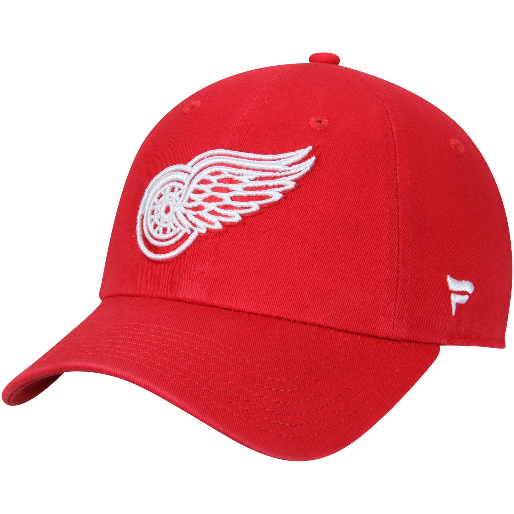 Fanatics Branded Dětská kšiltovka Detroit Red Wings NHL Fundamental Adjustable